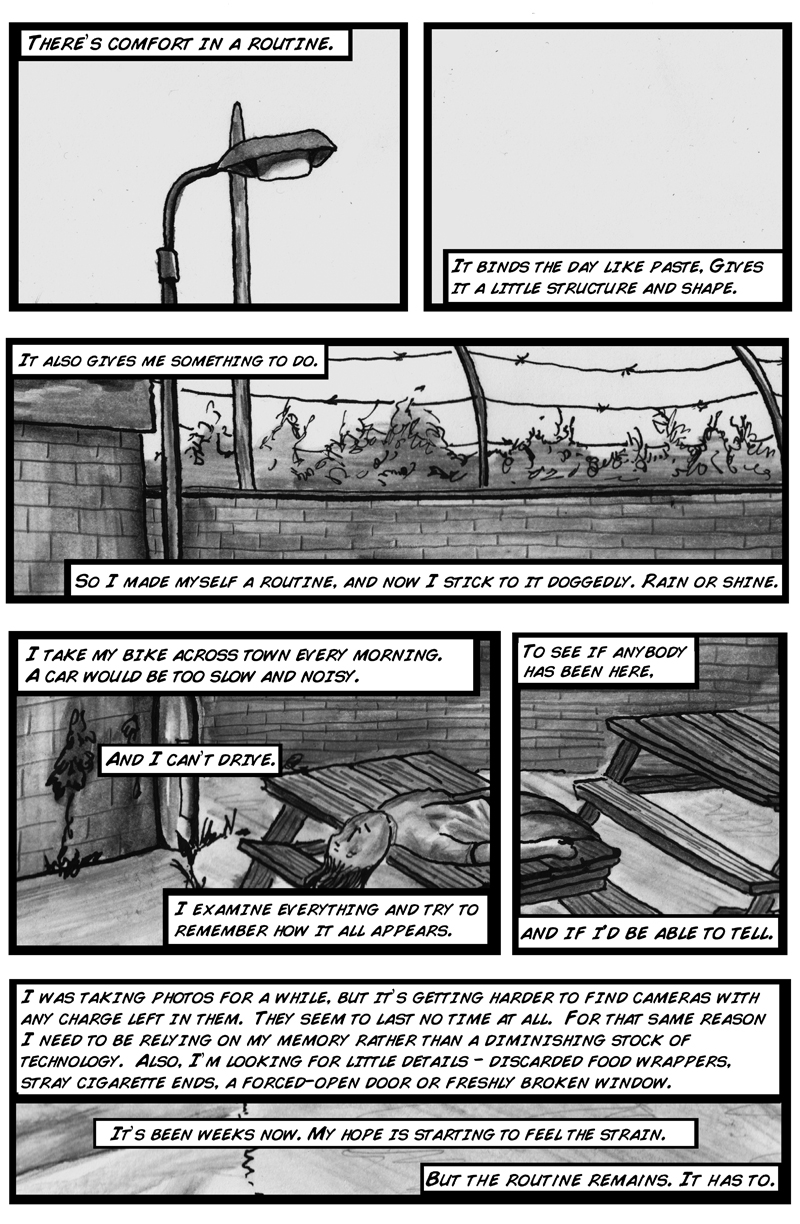 The Undisputed King of Nothing #1 Page 2